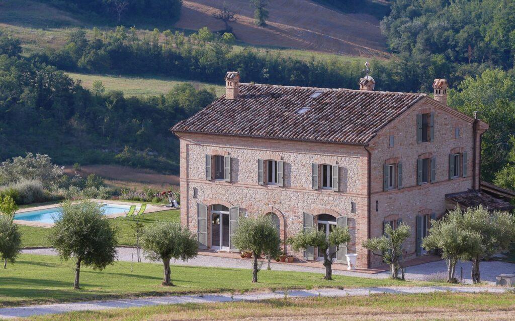 villa di campagna 1 Palmieri Studio