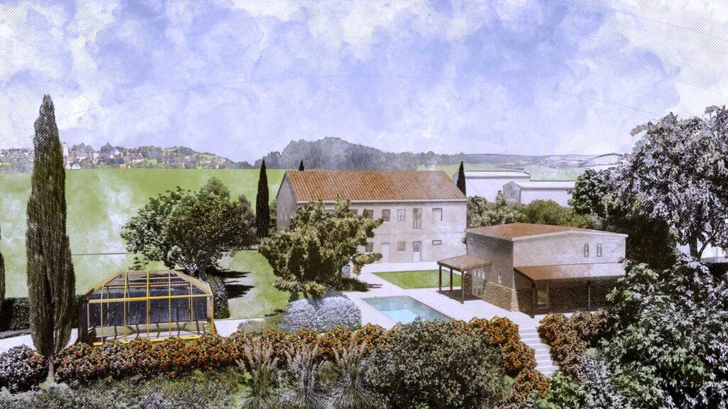 Desiderata progetto Casale FC Palmieri Studio