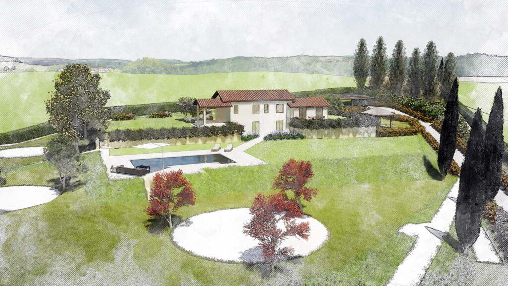 Desiderata progetto Proprietà RR Palmieri Studio